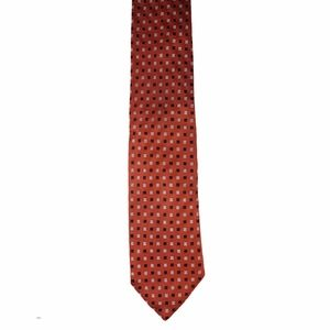 Altea Patterned Silk Tie